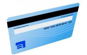 tarjetas de plastico con banda magetica