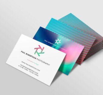 tarjetas de negocios online
