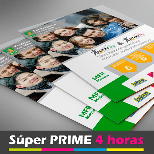 FLYERS EXPRESS 4 HORAS