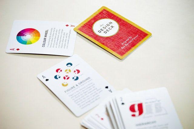 tipos de tarjetas de visita