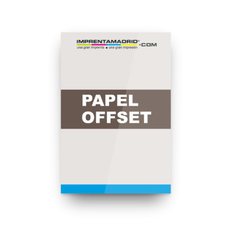 Flyer papel offset