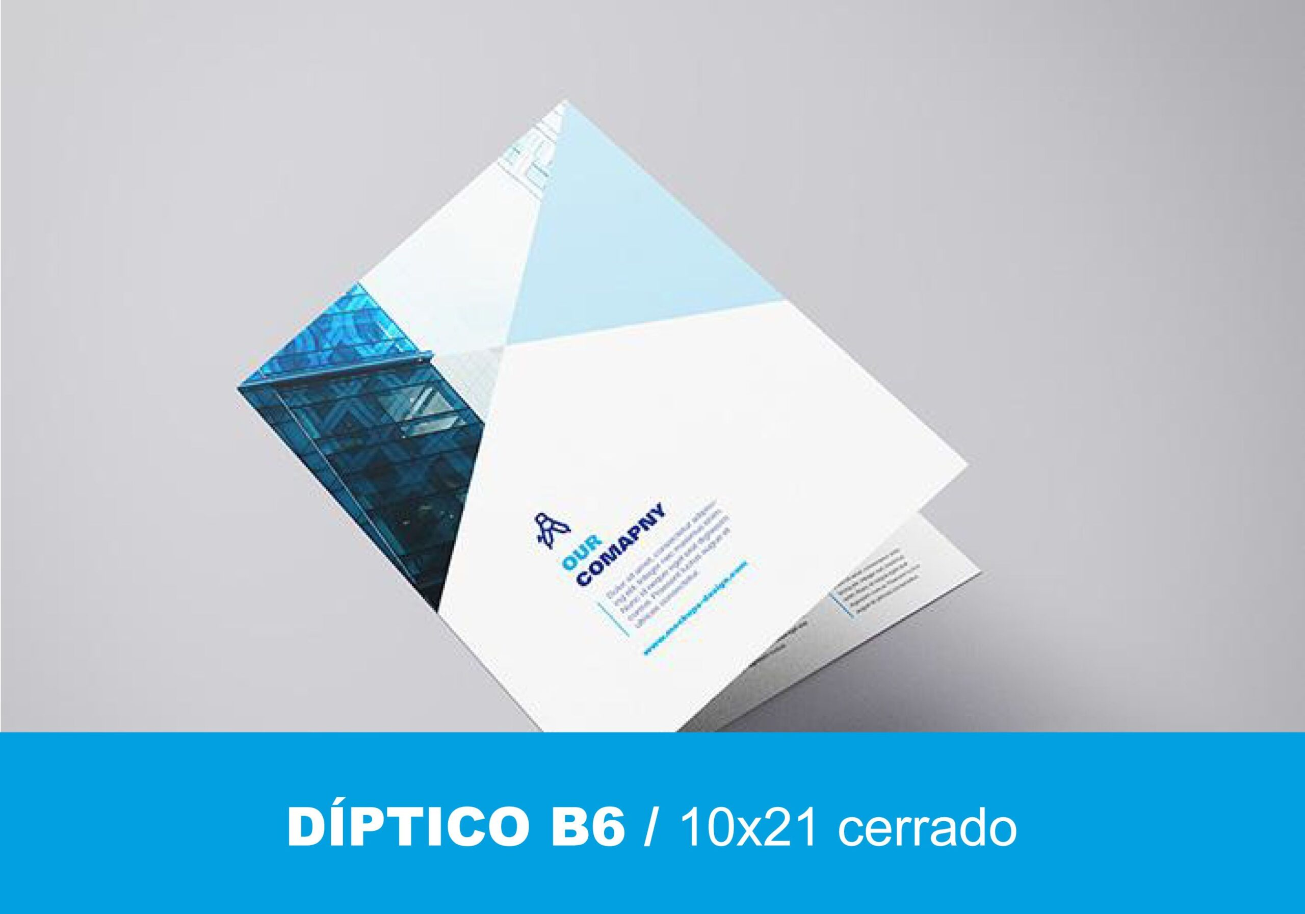 Díptico DL – 10×21 cm