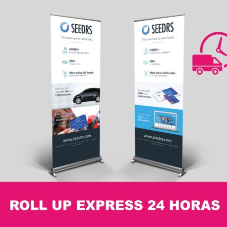 Roll up express 24 horas