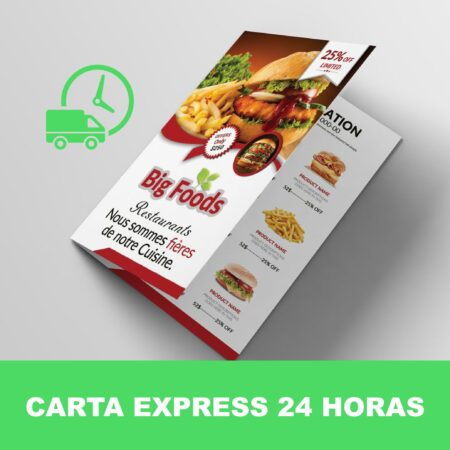 Carta express 24 horas