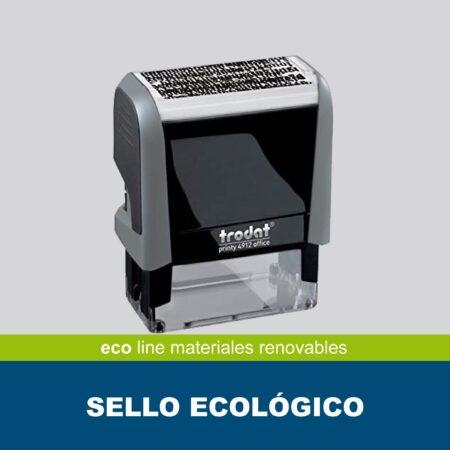 Sellos ecológicos personalizados