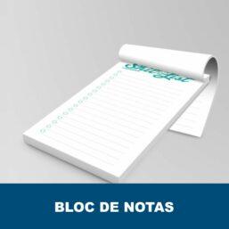 Bloc de notas personalizado