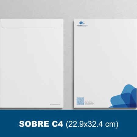 Sobres C4 (22.9x32.4 cm)