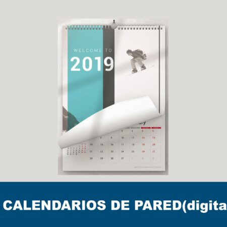 Calendarios de pared digital