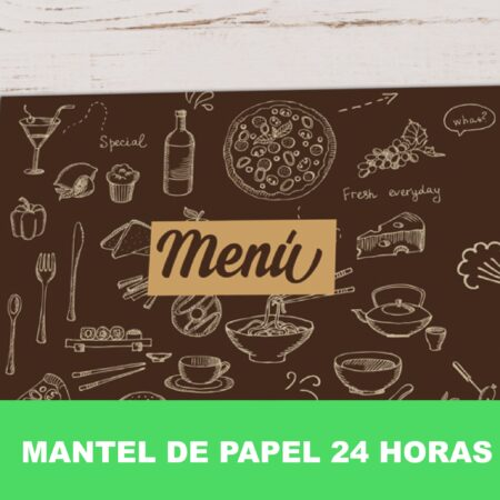 Manteles de papel express