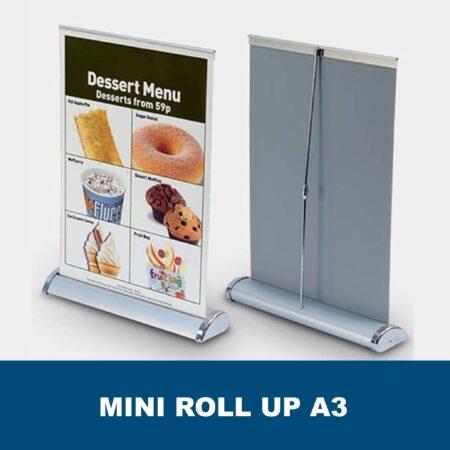 Mini Roll Up A3
