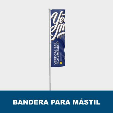 Banderas para mástil
