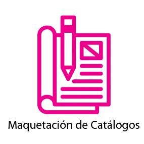 Maquetación de Catalogos